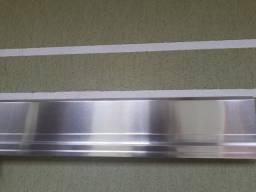 Protetor de pia de alumínio