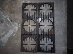 Vendo peças tramp, peças de fogão industrial ou para fogão a lenha