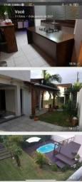 Casa diferenciada na Colina