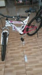 Bicicleta feminina Houston