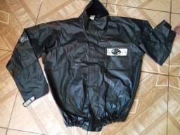 Vendo jaqueta de chuva para motoboy leia antes!!