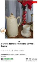 Garrafa Porcelana 900 Ml