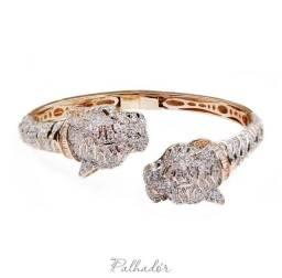 Bracelete linha luxo Palhador