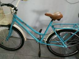 Bicicleta Retrô aro 26 com NF