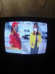Tv lg de 20 polegadas de tubo toda ok.