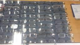 Óculos de Leitura Metal +0,25 até +5,00