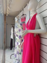 Equipamento loja roupa