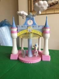 Castelo Carrossel Da Cinderela Mattel