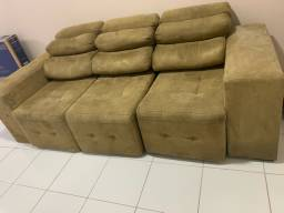 Vendo sofa reclinável