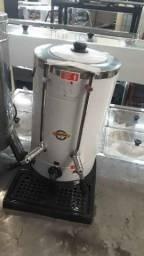Cafeteira Marchesoni Nova, em inox 4 litros