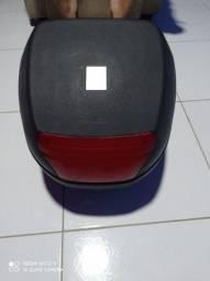Baú com bagageiro de fan 125/150 2010