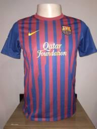 Camisa Infantil do Barcelona