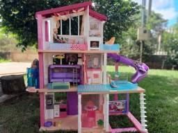 Casa dos sonhos Barbie-mattel