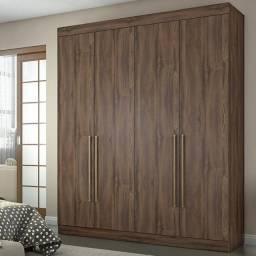 Guarda roupa 4 porta