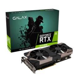 Placa de Vídeo RTX 2070 Super - Galax 1 Click