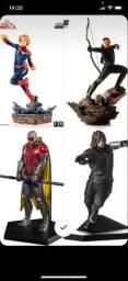 Iron studios , banpresto , great toys