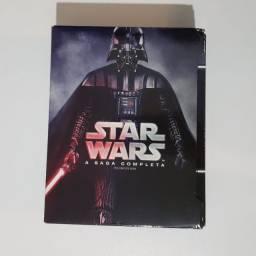 Star Wars Blu-ray - A Saga Completa