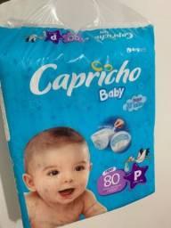 Fralda capricho baby P
