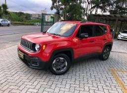 Jeep / Renegade Sport 1.8 4x2 Flex 16V Mec. / 2016.