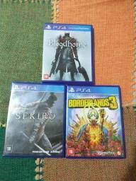 Mídia física PS4