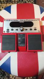 Pedal Pedaleira Vocal Processador Voz Boss Ve-20