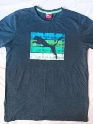 Título do anúncio: Camiseta PUMA Original e Nova