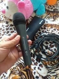 Microfone sennheiser 835!!