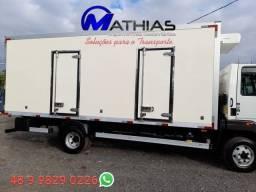 carroceria frigorificada 6.20m ano 2015 3/4 Mathias implementos