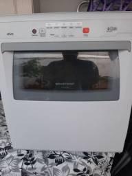 Máquina de lavar louça ativa Brastemp