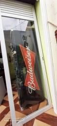 Porta de vidro de correr em pvc