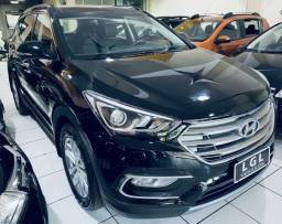 Título do anúncio: Santa Fe 3.3L V6 7L 4WD 2018