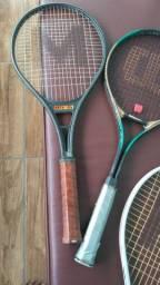 Vendo três raquetes ótimo preço