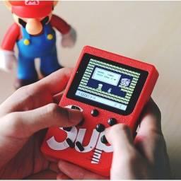 Mini Game portátil - são 400 jogos de pura diversão !