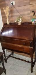 Escrivaninha modelo antigo preservada