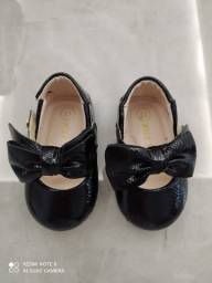 Sapato de bebê - menina