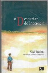 olx0056 livro o despertar do inocencio - valdi ercolani