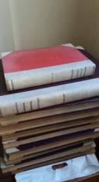 Coleção completa manchete esportiva 15 volumes