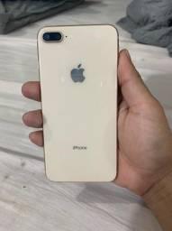 iPhone 8 Plus barato impecável no valo 1800