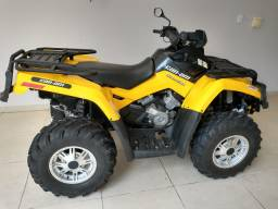 Quadriciclo Can Am 650 Outlander XT Max Novíssimo