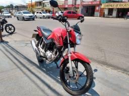 Honda fan 160 Entrada R$ 2.200,00