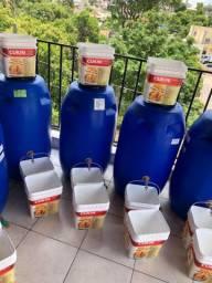 Bombonas tanque recipientes