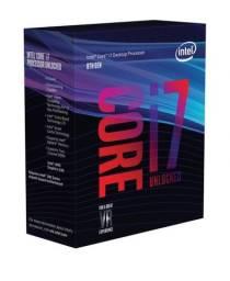 Processador Intel i7 8700k 3.7Ghz
