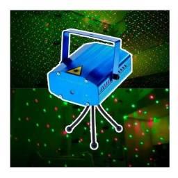 Mini Laser Projetor Holográfico Para Festa