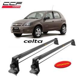 Rack De Teto Bagageiro Chevrolet Celta 4 Portas