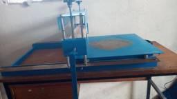Maquina corte e vinco