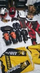 Equipamentos Trilha/ Motocross Urgente