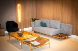 Apartamento no Bairro Jardins | Condomínio Alameda Residence - 3/4 | Fechô