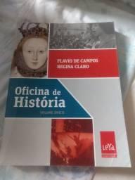 ISBN *1055 Oficina de história