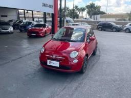 Fiat 500 Cult 1.4 Dual 2012!! Completo. Muito conservado com apenas 74.600km.