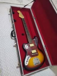 Case + Guitarra Canhota